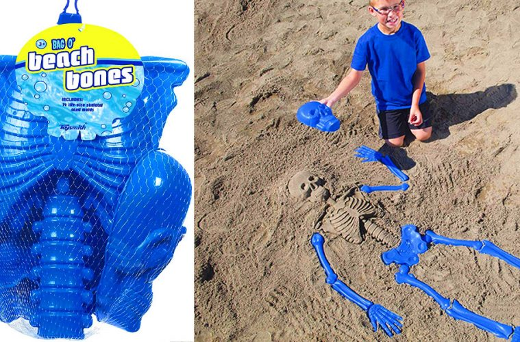 Bag O' Bones Beach Skeleton kit