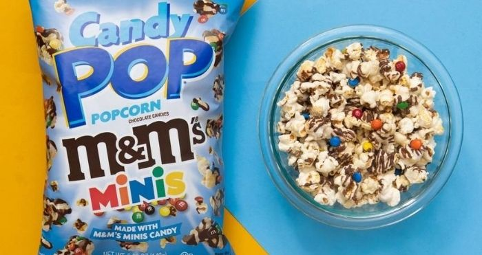 Candy Pop popcorn