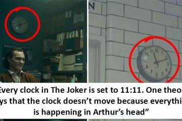Hidden movie details