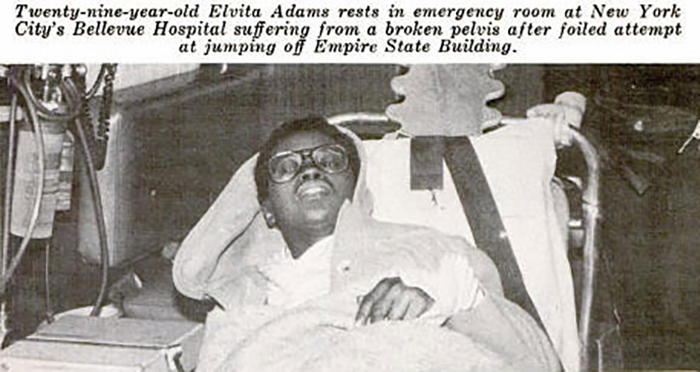 Interesting Facts Elvita Adams