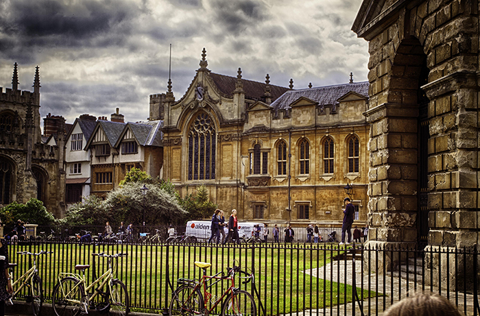 Interesting Facts Oxford University