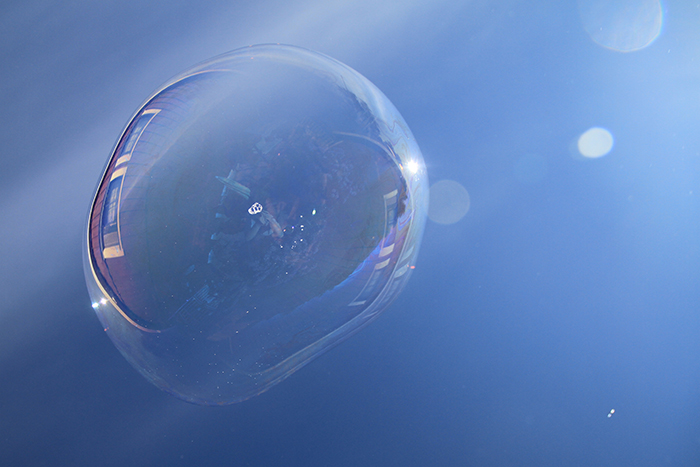 Interesting Facts Underwater Bubble
