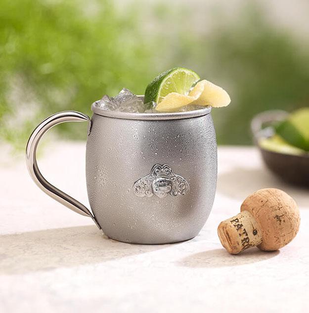 mule mug detail