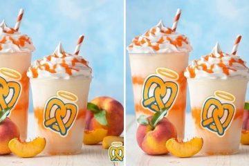 Peach Lemonade Frost