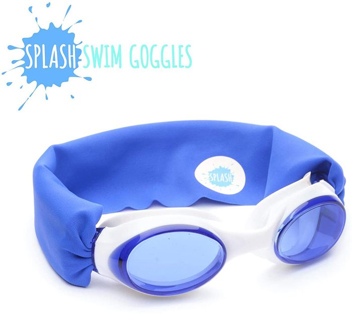 Splash Swim Goggles Blue