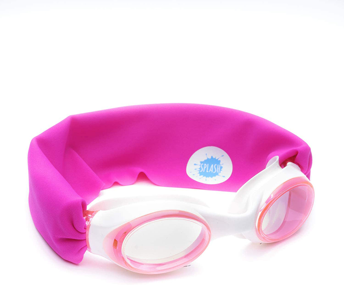 Splash Swim Goggles Pink