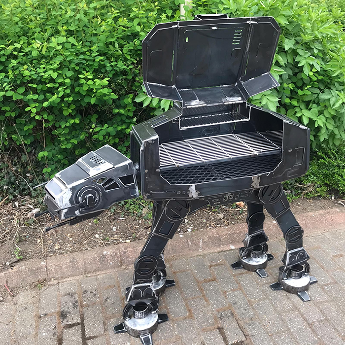 Star Wars At-At BBQ Grill