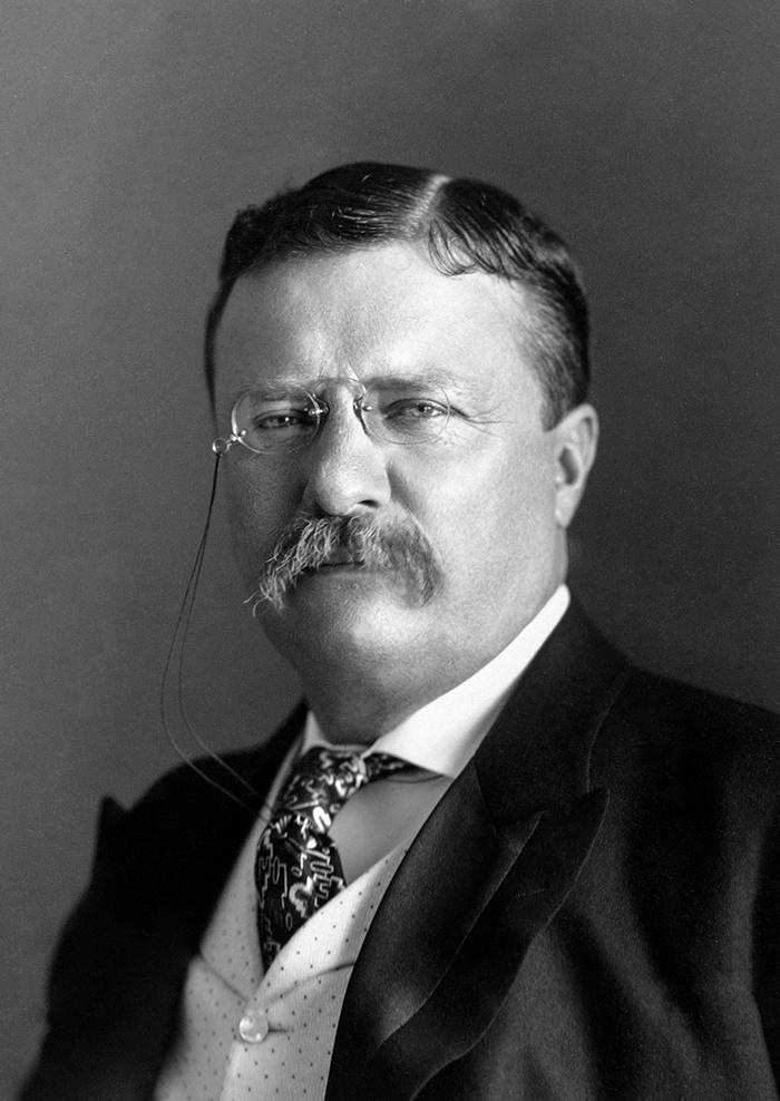 Teddy Roosevelt Trivia