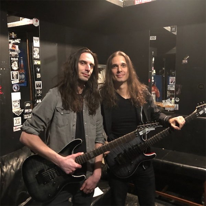 band guitarist doppelgangers