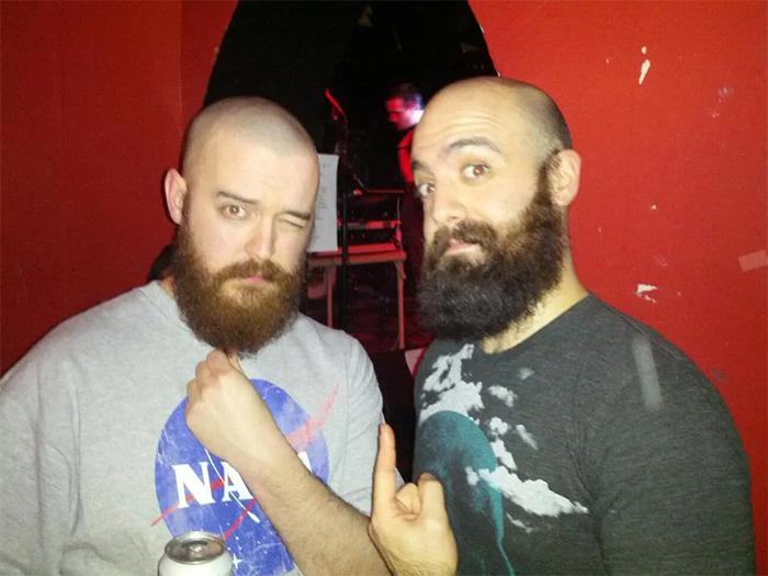 beard doppelgangers