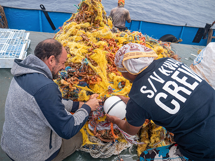 biggest open sea cleanup in pacific garbage patch