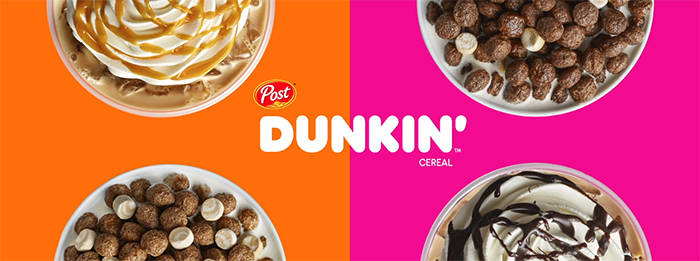 coffee-flavored cereals