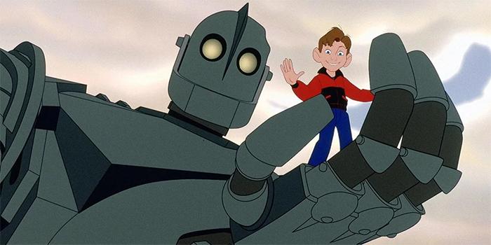 film trivia the iron giant inspiration