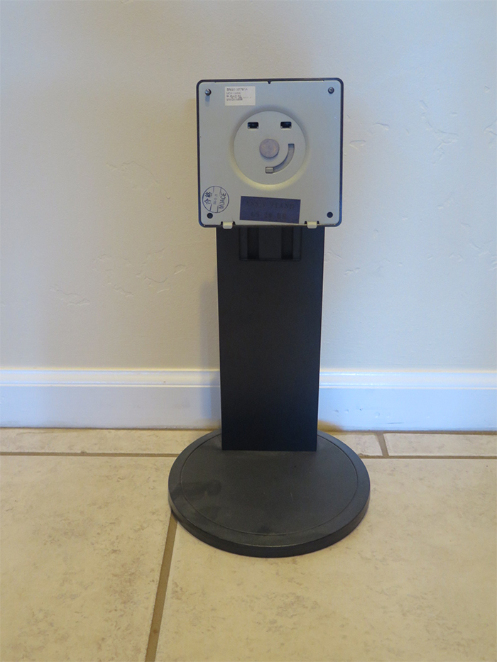 happy monitor stand