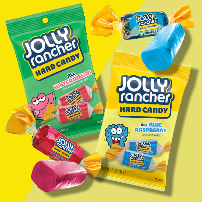 jolly rancher single-flavor packs