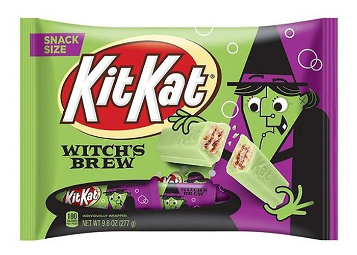 kit kat witches brew flavor
