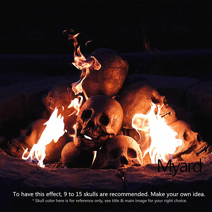 bonfire setting