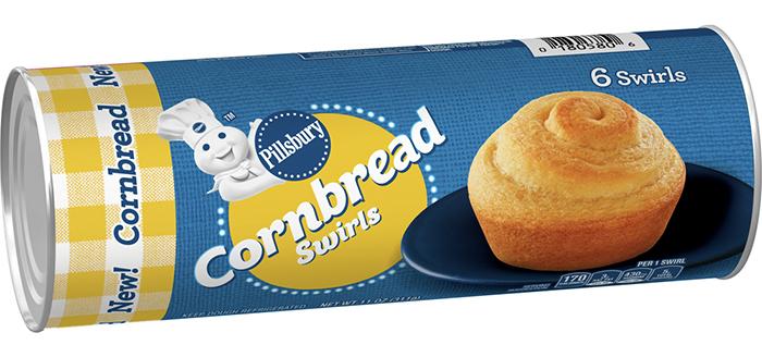 pillsbury cornbread swirls cylinder pack