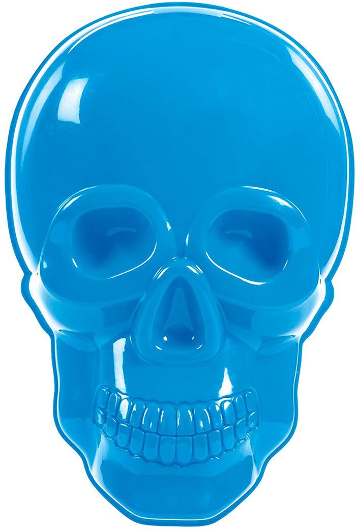 plastic mold skull