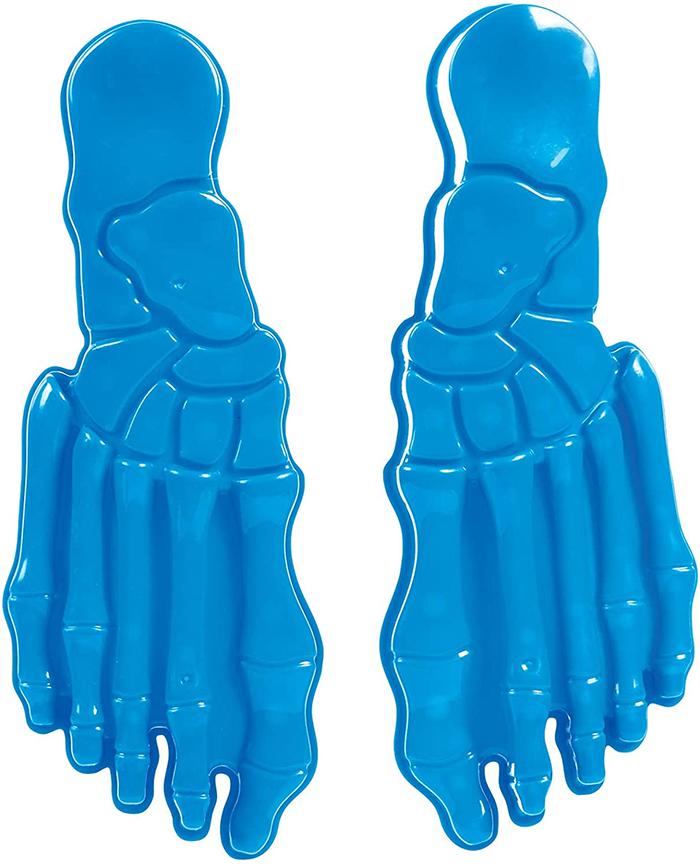 plastic sand mold feet