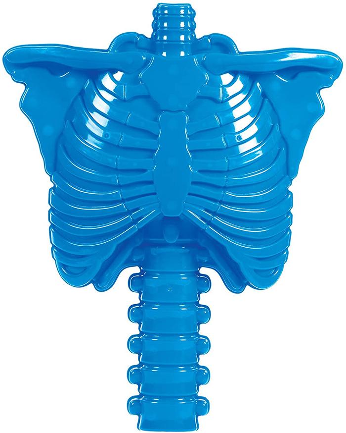 plastic sand mold torso part