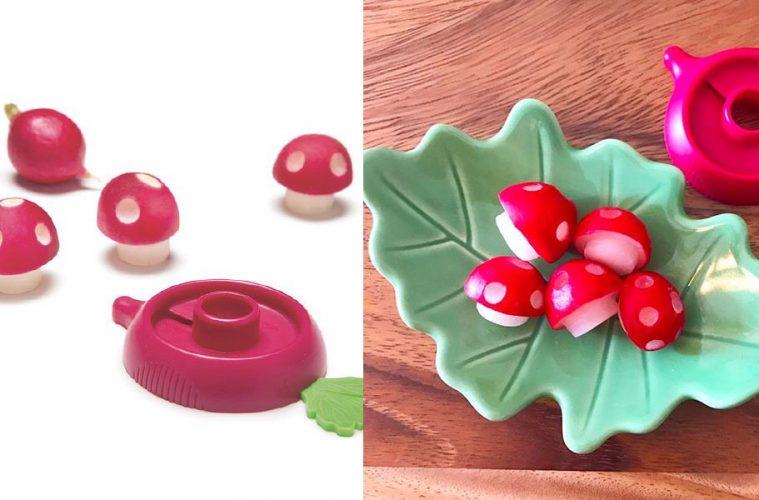 radish shaper mushroom