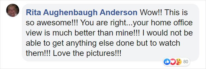 rita aughenbaugh anderson facebook comment