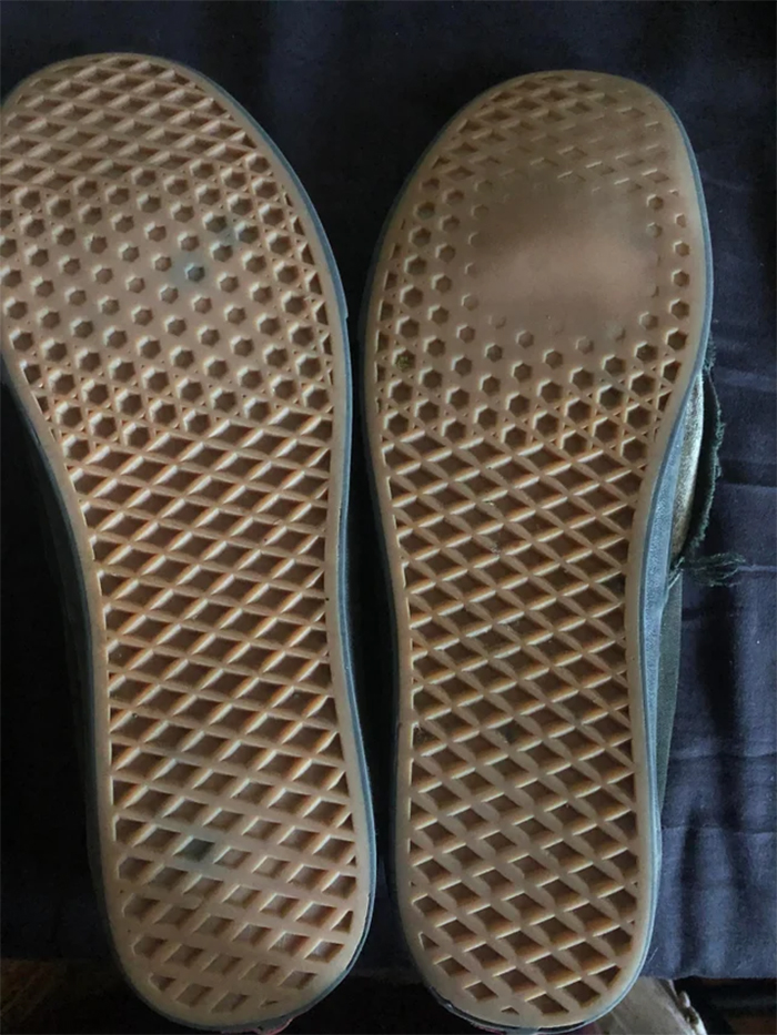 skater shoes soles compared