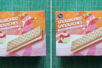 strawberry cheesecake ice cream sandwiches