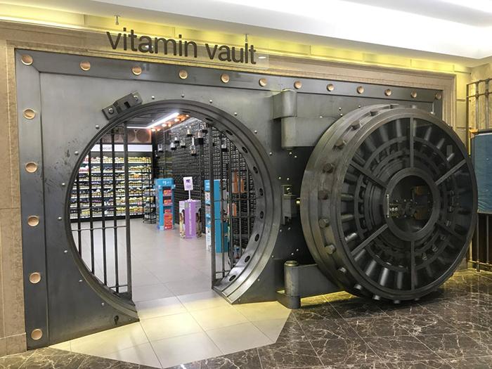 vitamin vault at walgreens