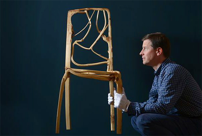 willow chair full grown