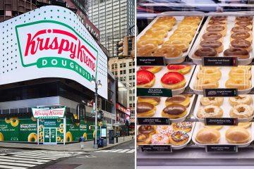 Krispy Kreme NYC Store