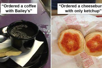 Misunderstood Food Orders