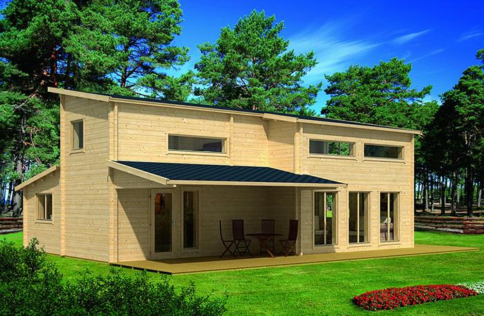 allwood 1108 square foot cabin kit