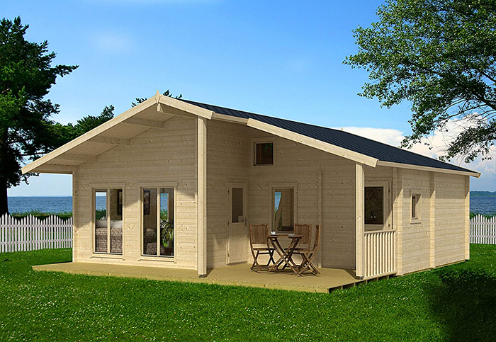 allwood cabin kit