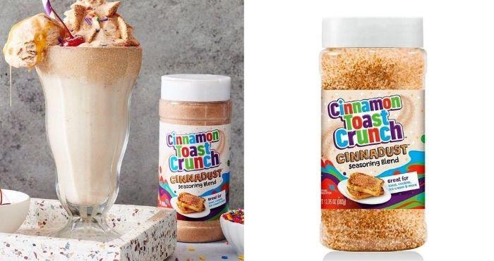cinnadust seasoning blend