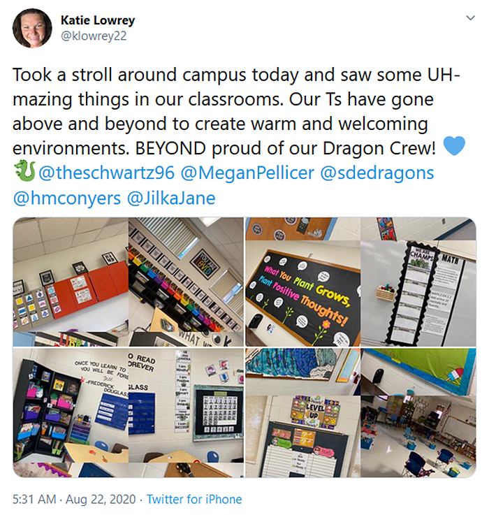 classroom layout ideas school reopening