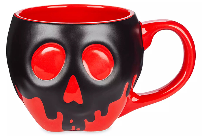 color changing poisoned apple mug front without hot water