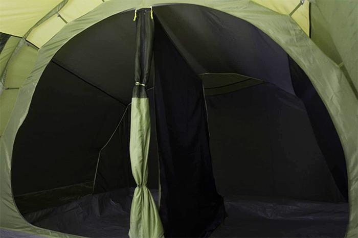 giant family tent bedroom slots