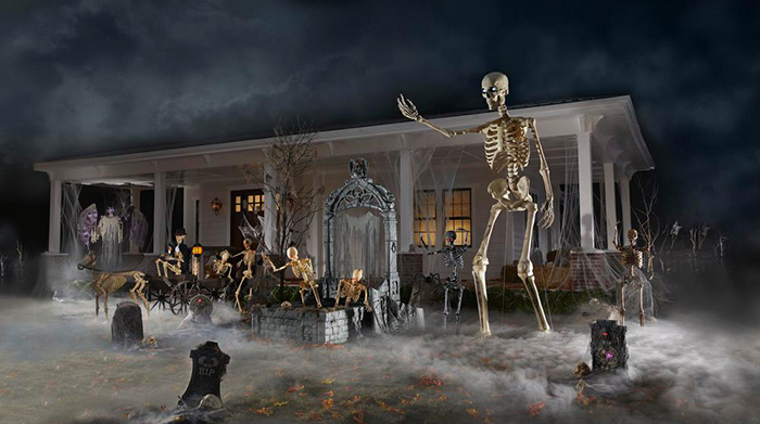 home depot home accents holiday halloween yard decor