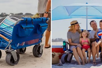-in-1 Beach wagon