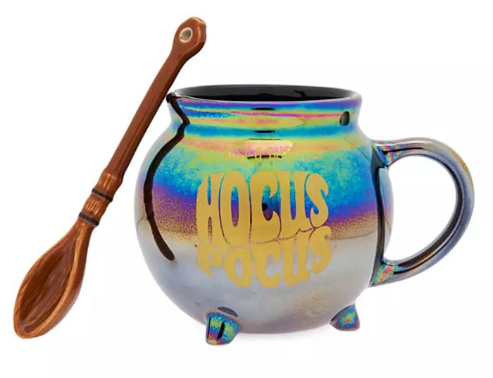 iridescent hocus pocus mug