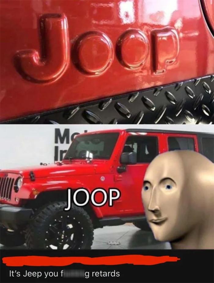 misinterpreted puns joop