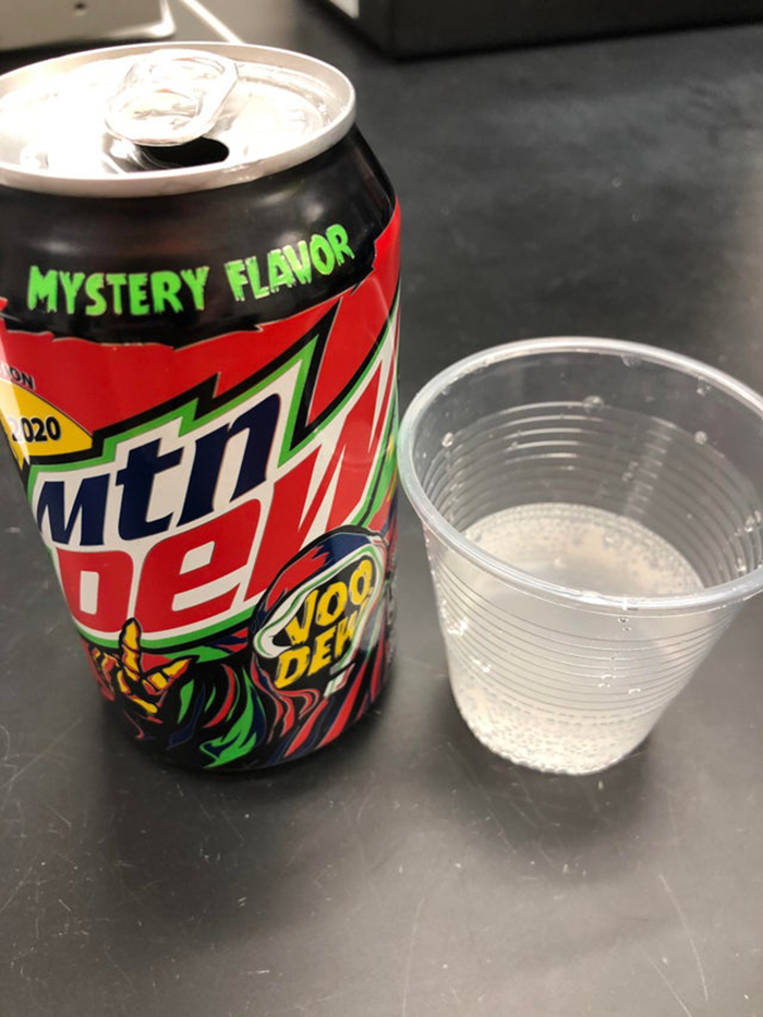mountain dew 2020 mystery flavor