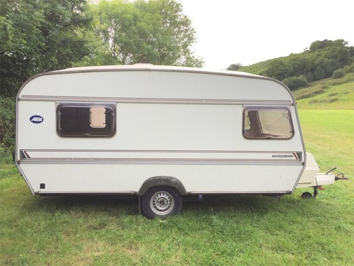 old camper trailer off ebay
