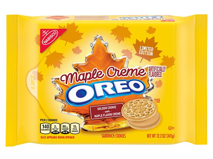 oreo maple creme cookies