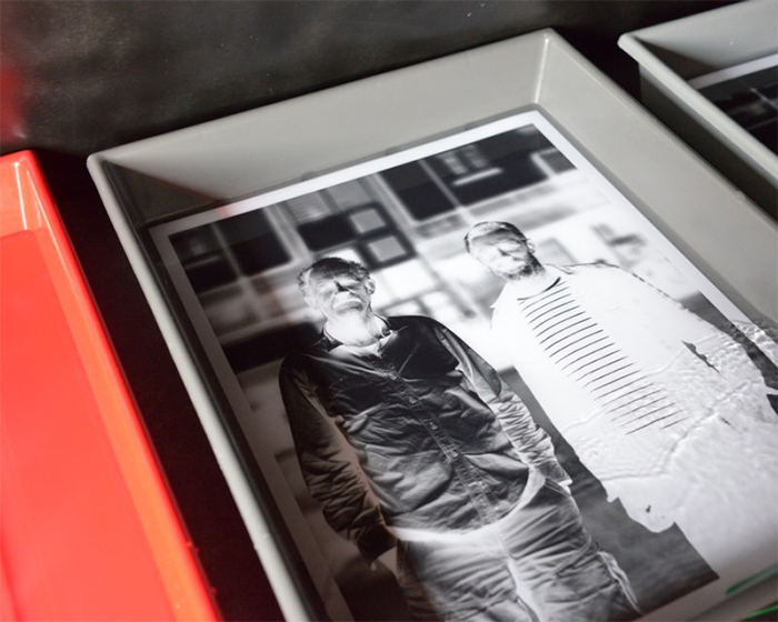 pinhole photography developing negatives