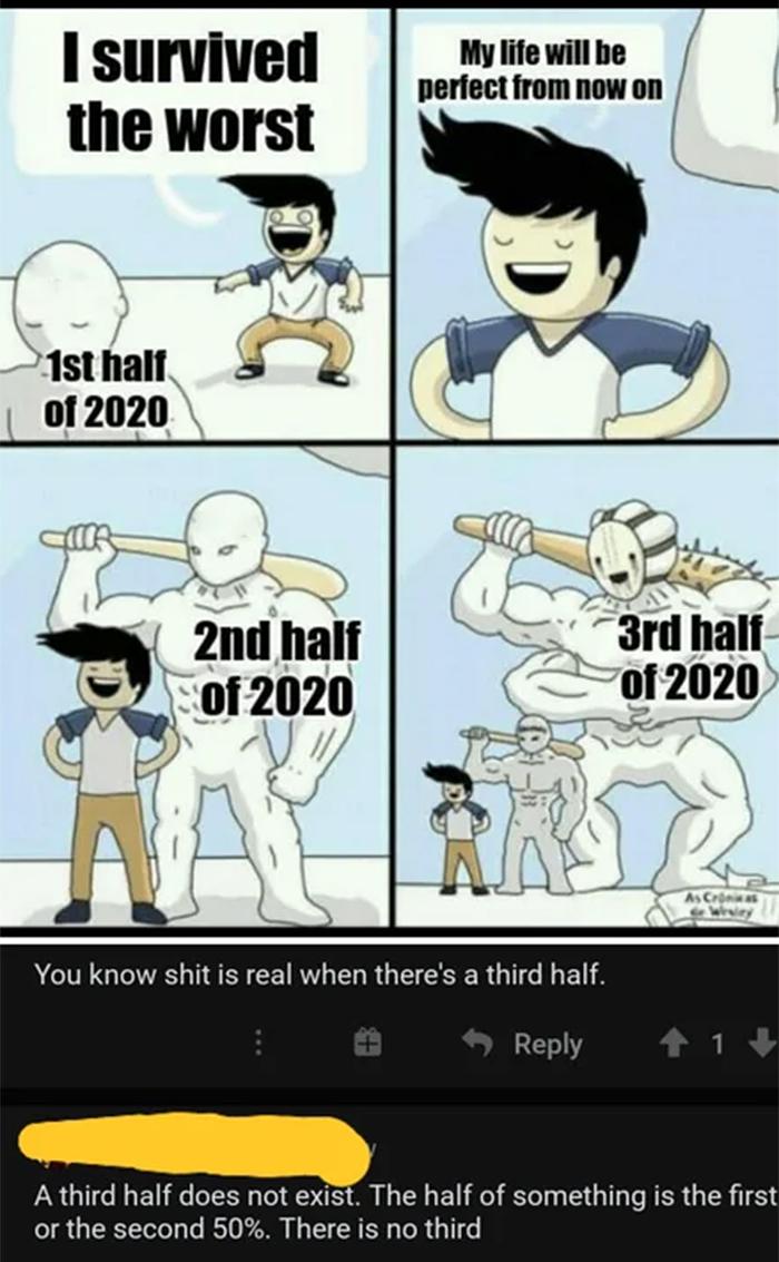 salty satire third half of 2020