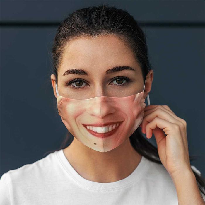 sarah sanderson mask design