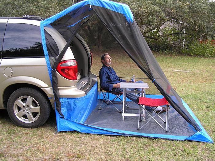 tailveil tailgate tent